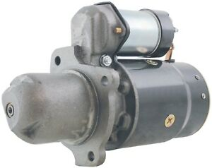 New Usa Built Starter Hyster H30 h60 12301477 10455322 10 Tooth 1108284 323 648