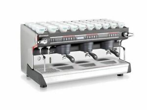 Rancilio Classe 9 Xcelsius 3 Group Commercial Espresso Machine