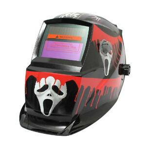 Prosolar Auto Darkening Welding Mask Automation Uv ir Filter Shade Ghost A