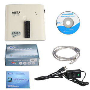 Original Wellon Vp698 Universal Programmer Ecu Chip Tunning With Multi languages