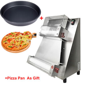 Automatic Electric Pizza Dough Roller sheeter Machine Pizza Making Machine Gift
