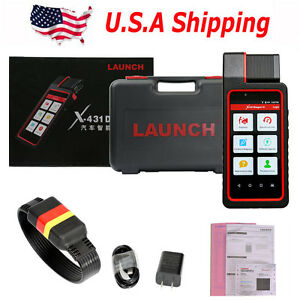 Usa Shipping Launch X431 Diagun Iv Full System Code Scanner Auto Diagnostic Tool
