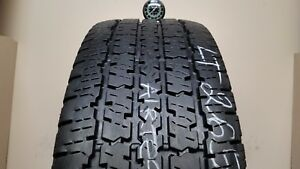 1 Tire Lt 265 70 17 Firestone Transforce Ht 8 50 9 00 32 Tread