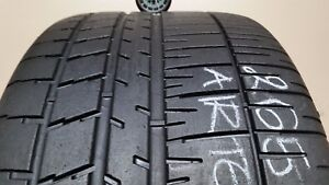 No Shipping Only Local 1 Tire 265 40 17 Goodyear Eagle F1 Supercar No Repair