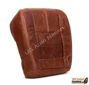 2008 2009 2010 Ford F250 F350 King Ranch Driver Side Bottom Leather Seat Cover