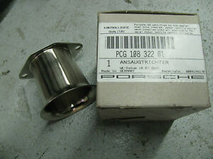 Porsche 911 914 6 Factory Velocity Stack For Weber Carbs Brand New In The Box