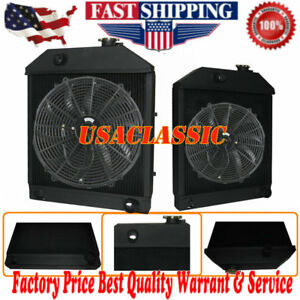 C7nn8005h 81875325 Tractor Radiator 16 fan Fit Ford new Holland 2000 2600 3000