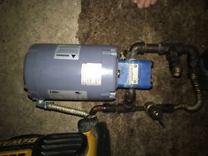Frymaster Pump Amd Motor For Frymaster Fryer