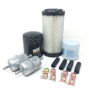 Kubota Bx Filter Maintenance Kit Bx23s Bx1880 Bx2360 Bx2380 Bx2230