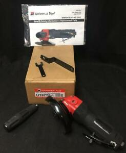 Universal Tool Ut8775 4 Right Angle Die Grinder Rpm 10 000 New In Box