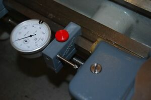 South Bend Heavy 10 Metal Lathe Dial Indicator Mount Clamp Logan 850 3d Printed