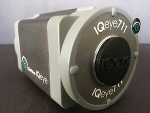 Iqeye 711 1 3 Megapixel Color Poe Security surveillence Camera Iqinvision Iq711