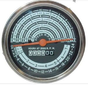 New Allis Chalmers D15 Tach Tachometer Sn 6631 And Up