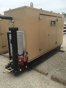 Caterpillar G3306na Natural Gas Generator Set 85kw 480v