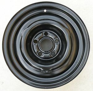 X Steel Case Rim Wheel 15 Inch 5 5 15x5 5 Thunderbird Oem 1965 1968 65 68
