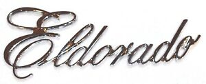 1975 1976 Cadillac Eldorado Quarter Panel Emblem New Gm