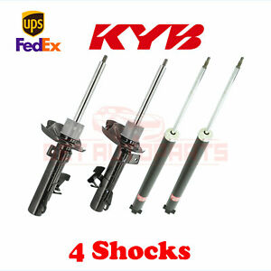 Kyb Kit 4 Struts Shocks Front Rear Fits Mazda 3 2004 09 Gr 2 Excel G Gas Charged
