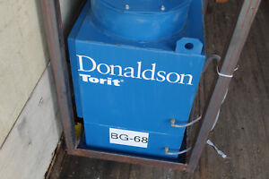 Torit Donaldson Power Core Cpv 1 Dust Collector lightly Used