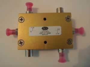 Meca 722s 10 1 650w Dual Directional Coupler 100w 0 8 2 5ghz New Unused