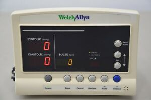 Welch Allyn 52000 Vital Signs Patient Monitor 13843 A22