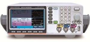 Instek Mfg 2230m Dual Channel Arbitrary Function Generator 30mhz
