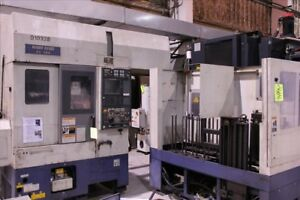 Mori Seiki Cl153 Cnc Lathe With Gantry Loader B34654
