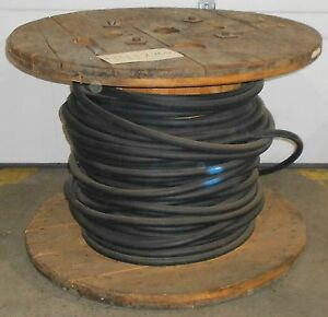 New Copper Wire 4 0 Awg 1 Cond 11112mo