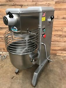 2010 Univex 20 Quart Countertop Mixer Srm20