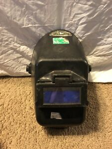 Vintage Huntsman No 930p Welding Helmet W Screen