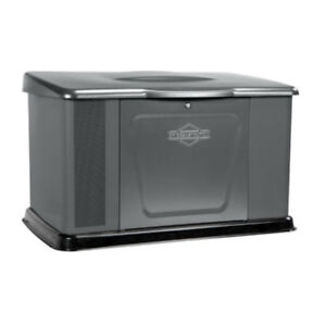 Briggs Stratton 16kw Lp ng Standby Generator 40337 r