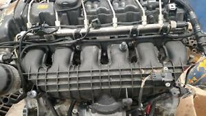08 09 10 Bmw 535i Intake Manifold 3 0l Twin Turbo