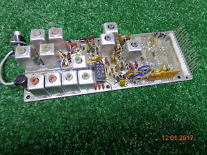 Ge Mastr Ii Master Vhf Radio Repeater Exciter Board Pl19d430230g4 A37