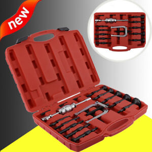 16pc Bearing Puller Blind Hole Slide Hammer Pilot Internal Extractor Removal Max