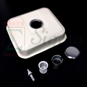 Gas Fuel Tank For Powerhorse 208cc 3000psi Power Pressure Washer 1577110