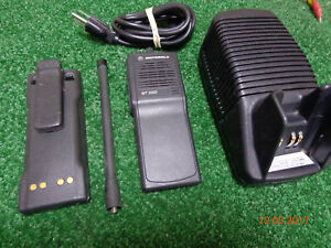 Motorola Mt2000 Vhf Radio 48ch 136 174 Fire Police H01kdd9aa4an W acessories A40