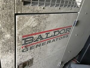 Baldor 97 Kw Natural Gas lp Standby Generator Set W 674 Hours