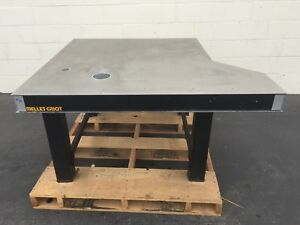 Melles Griot 48 X 44 X 4 h Optic Ridgid Custom Table Laboratory