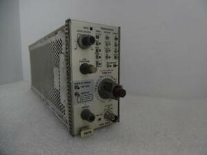 Tektronix 7b70 Time Base Module