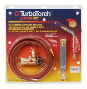 Turbotorch 0386 0832 Pl 5adlx mc Torch Kit Swirl For Mc Tank Air Acetylene