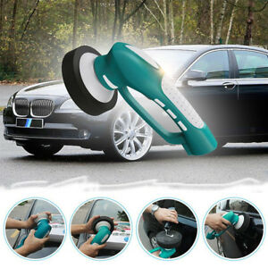 Car Waxing Machine Polisher Leather Care Tools Automotive Care Detailing