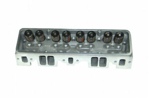 Dart Engine Cylinder Head Assembly 127422 Shp 200cc Aluminum 72cc For Chevy Sbc