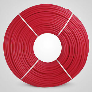 1 2 X 300ft Red Pex Tubing pipe Pex b 1 2 inch 300 Ft Potable Water Non barrier
