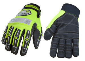 Youngstown Gloves 09 9083 10 m Titan Xt Lined With Kevlar Gloves Size Medium