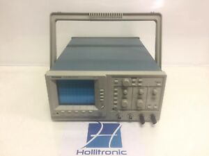 Tektronix Tas485 4 channel 200mhz Oscilloscope