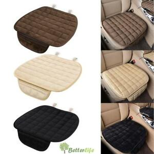 Car Seat Cushion Cover Lattice Breathable Therapy Sponge Pad Auto Office Chairs