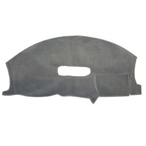 New Dash Cover Mat Pad Carpet For 1994 1997 Dodge Ram 1500 2500 3500 Black