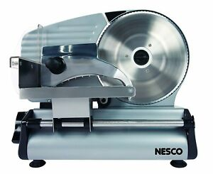Electric Meat Slicer Heavy Steel Deli Cheese Cutter Food Slicer Restaurant