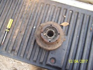 International Farmall M Tractor Engine Water Pump Pulley