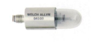 Real Welch Allyn Brand Replacement Bulb 04100 u 14 5v Halogen Lamp For 48400