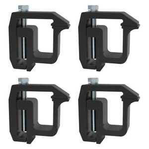 Mounting Clamps For Pickup Topper Clamps Truck Cap Clamps 4 Piece Tl2002 New